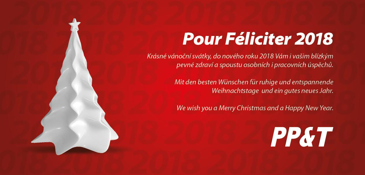 Merry Christmas and Best Wishes for 2018! - Plastic Parts ...